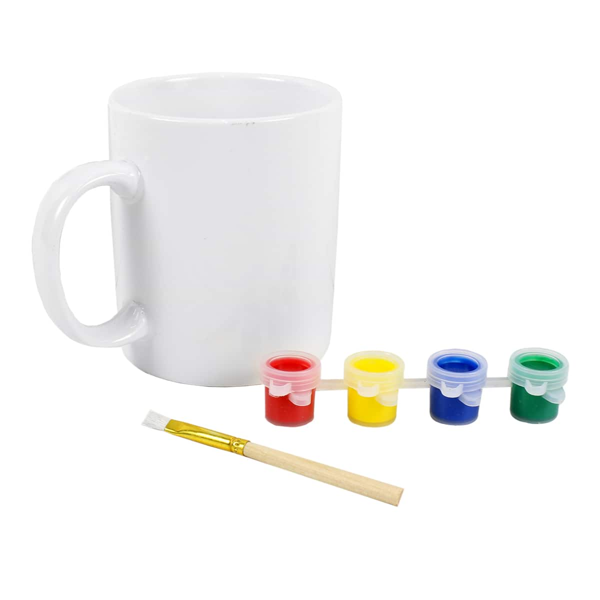 Paint Your Own Mug Kit Cheaper Than Retail Price Buy Clothing Accessories And Lifestyle Products For Women Men
