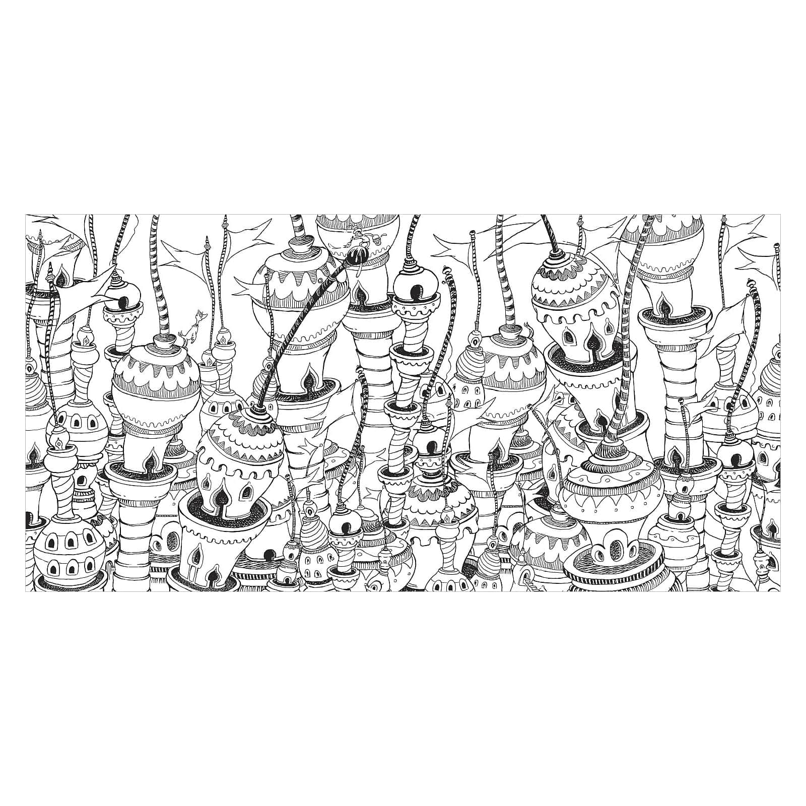 - The Dr. Seuss Coloring Book