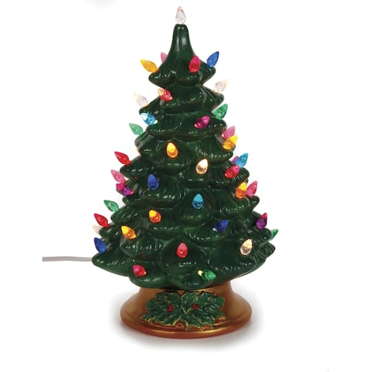 Michaels Christmas Trees.Diy Ceramic Christmas Tree Unfinished Tree Base 11 5 Inches
