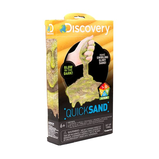 Image result for discovery quicksand