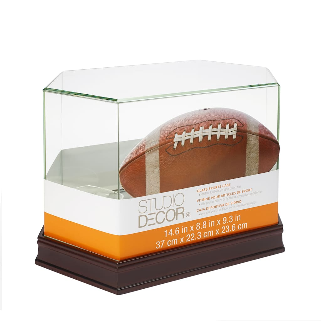 Football Display Case By Studio Decor Michaels