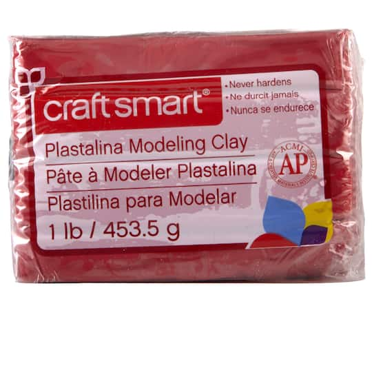 Plastalina Modeling Clay by Craft Smart®
