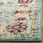 """Savannah Floral 2'-3"""""""" X 8' Area Rug"""