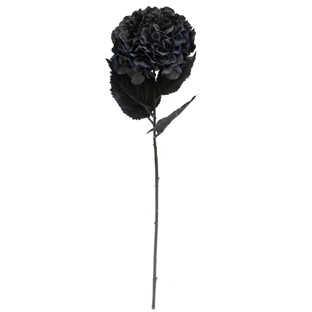 Shop For The Black Hydrangea Stem By Ashland At Michaels