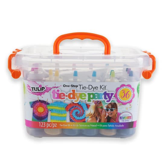 Tulip® Tie-Dye Party One-Step Tie-Dye Kit®