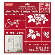 Drawing Stencil & Letter Guides | Michaels