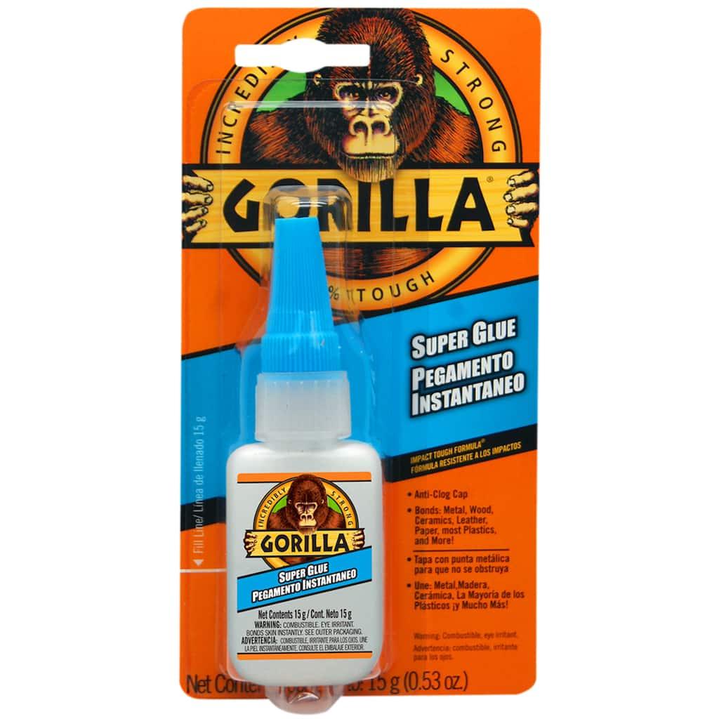 Super Glue For Metal >> Gorilla Super Glue