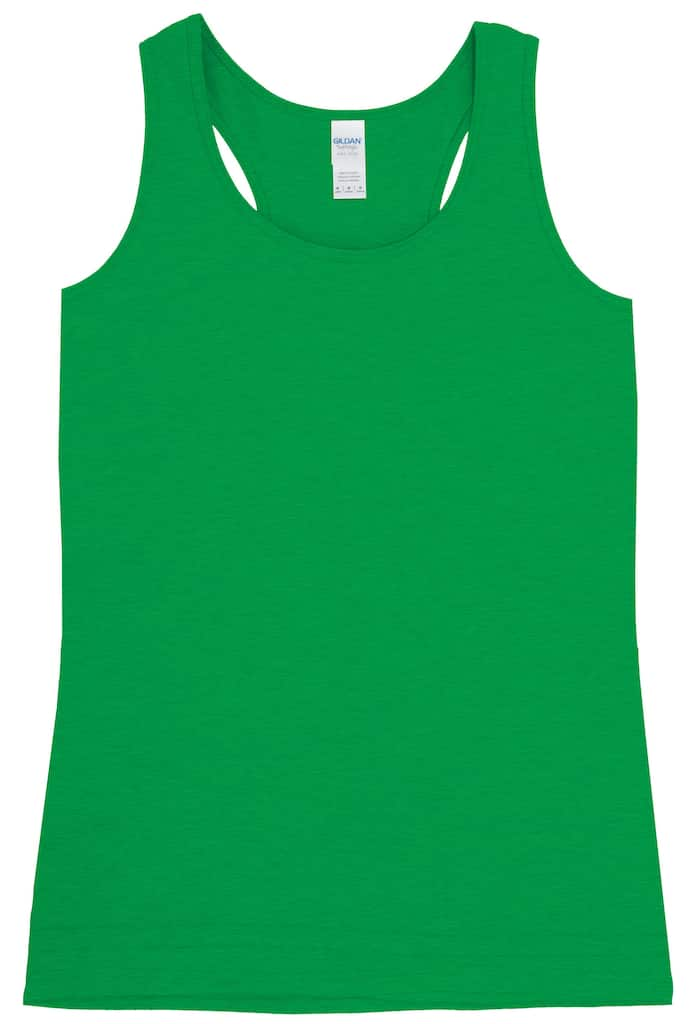 a67f4d29381 Shop for the Gildan® SoftStyle Women s Racerback Tank Top at Michaels