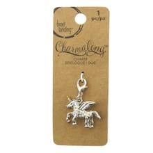 8e64f32db charmalong™ unicorn charm by bead landing™