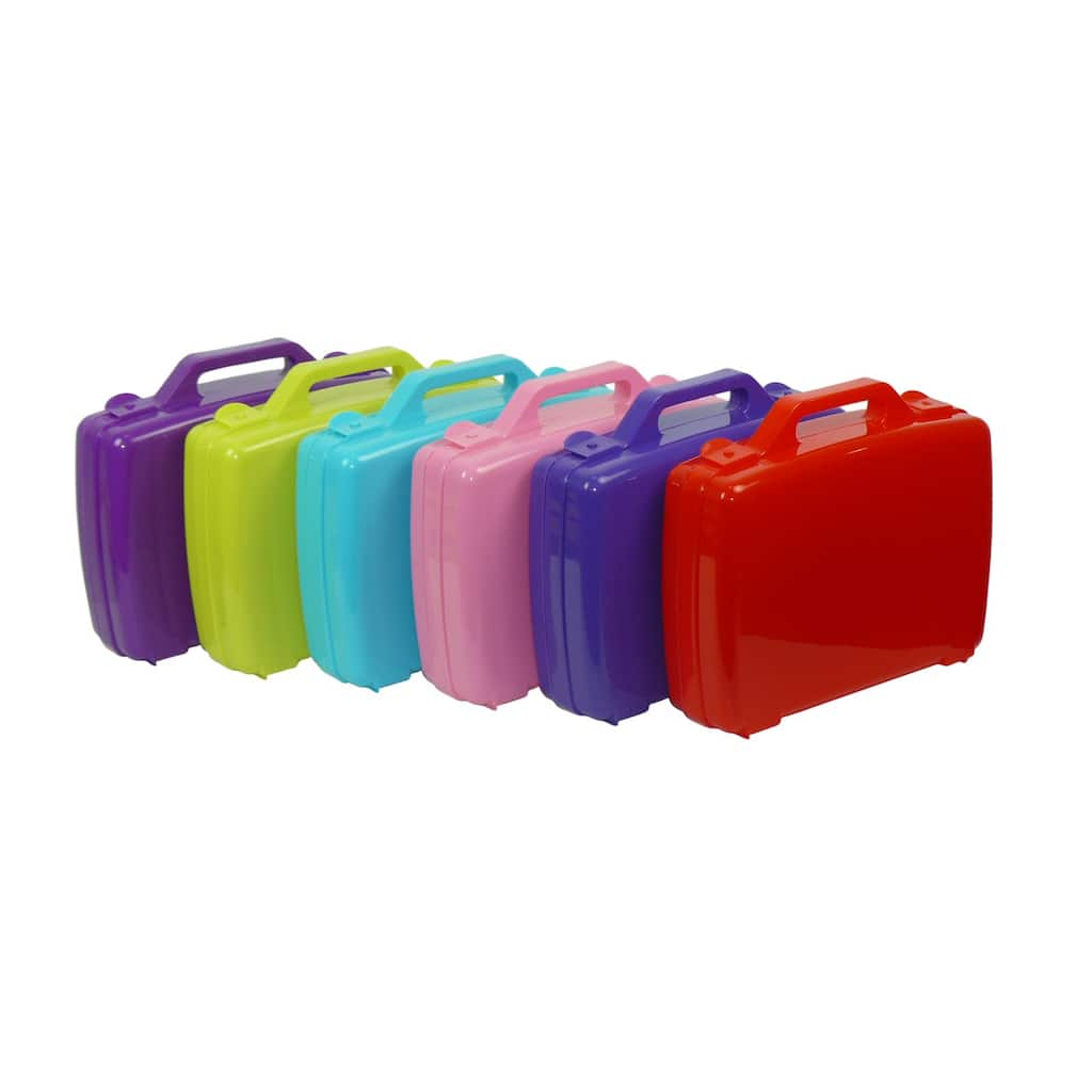Shop for the Assorted Storage Cases By Creatology™ at Michaels