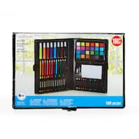 Deals on 100 Piece Kids Art Set By Creatology