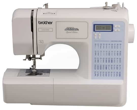 Brother CS40PRW Project Runway™ Limited Edition Computerized Best Denim Needle For Brother Sewing Machine