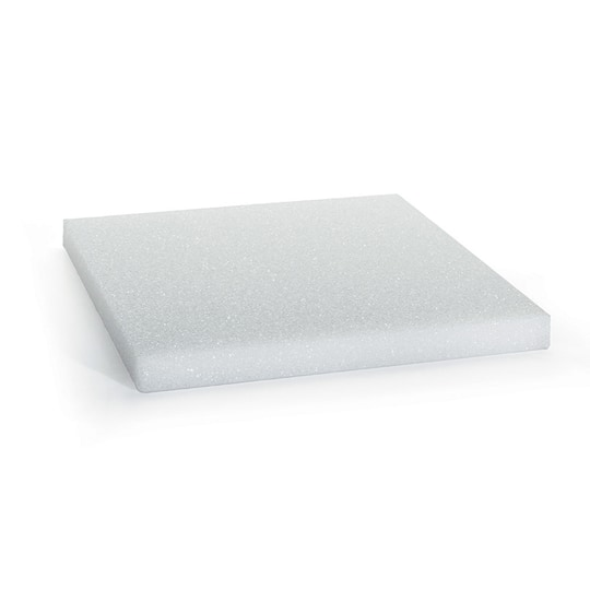 Styrofoam™ Block - White - 12 in x 12 in