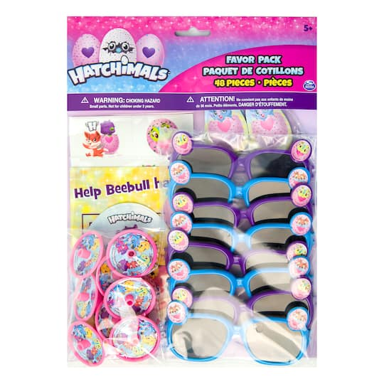 HatchimalsTM Birthday Party Favors Kit