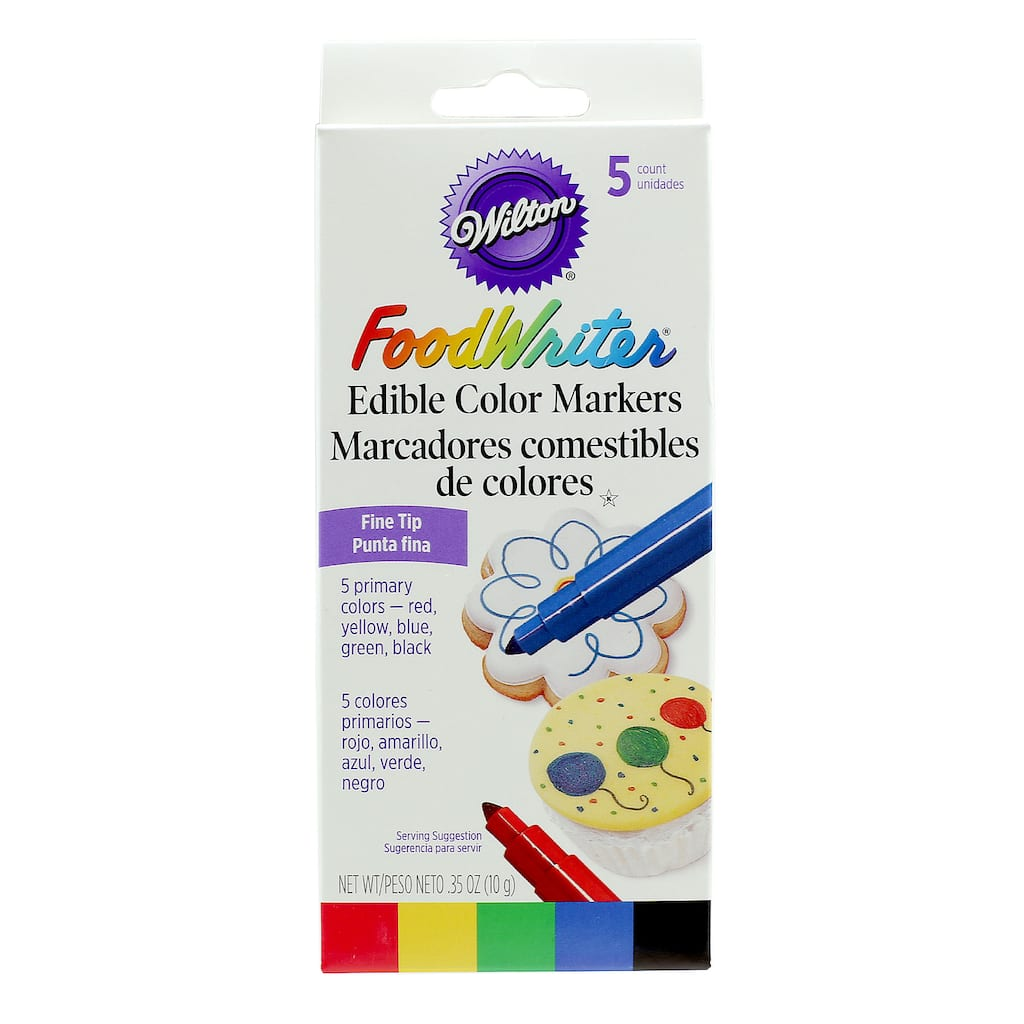 Wilton® FoodWriter® Edible Color Markers