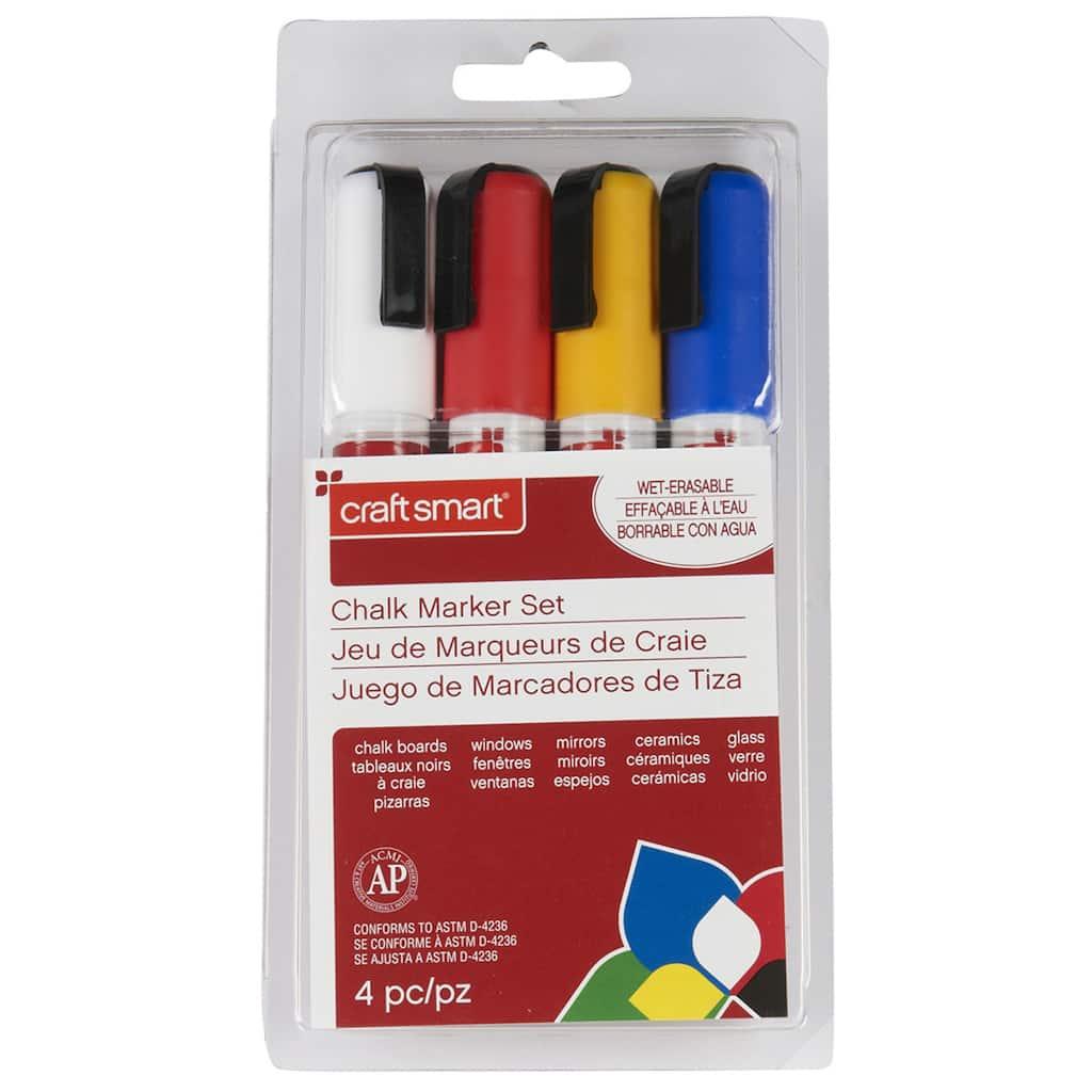 Craft Smart® Classic Chalk Marker Set