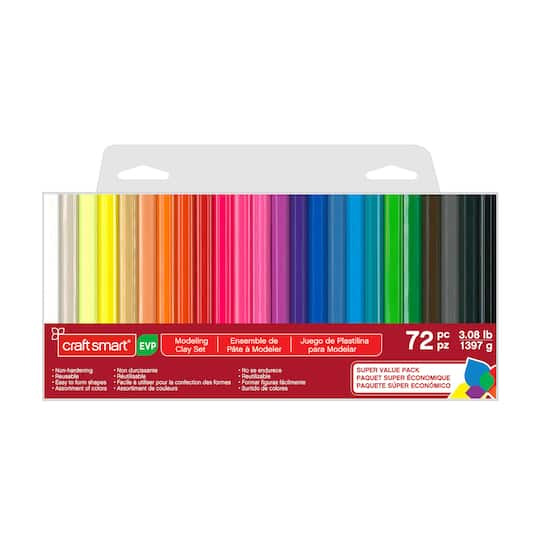 Shop For The Modeling Clay Set By Craft Smart At Michaels
