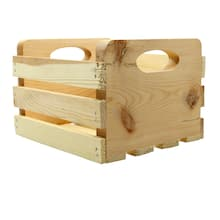 Wooden Crates For Storage Michaels