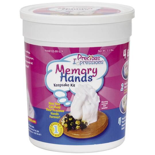 Precious Impressions® Memory Hands Keepsake Kit