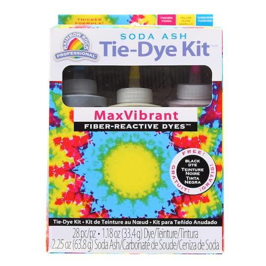 soda ash tie dye instructions