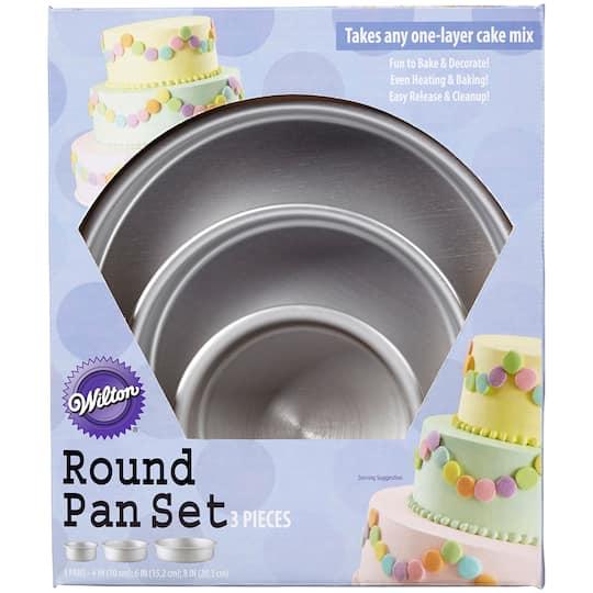 Wilton® Round Pan Set