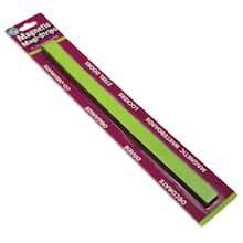 """Ashley Productions .75"""" x 12"""" Lime Green Magnetic Magi-Strips, 5 Pack"""