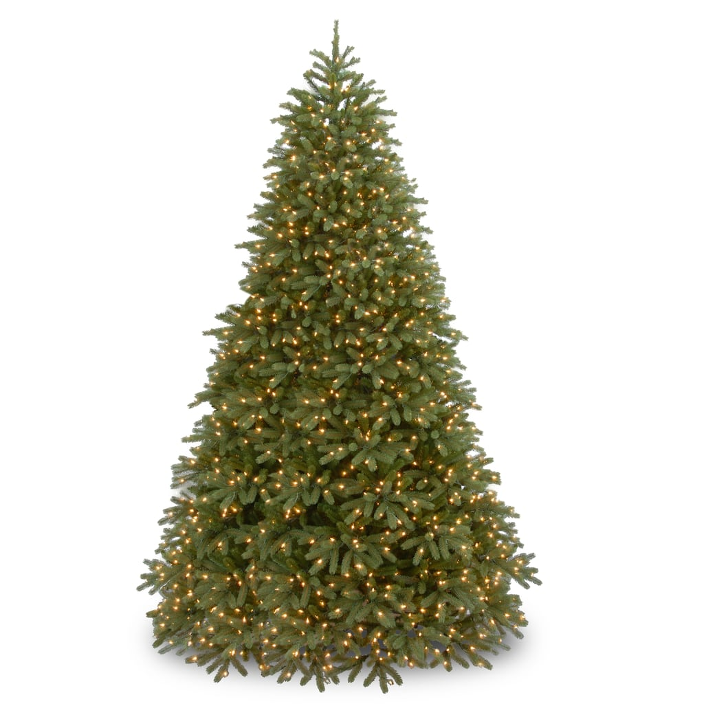 Where To Buy A Pre Lit Christmas Tree: Buy The 9 Ft. Pre-Lit Feel Real® Jersey Frasier Fir Medium