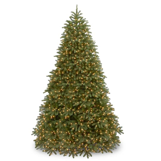 Where To Buy A Nice Artificial Christmas Tree: Buy The 9 Ft. Pre-Lit Feel Real® Jersey Frasier Fir Medium