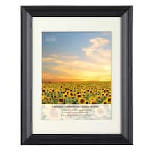 3 Black Frames With Mat 8 X 10 Lifestyles By Studio Décor