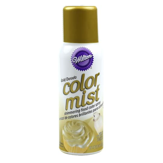 Purchase the Wilton® Color Mist® Shimmering Food Color Spray at Michaels