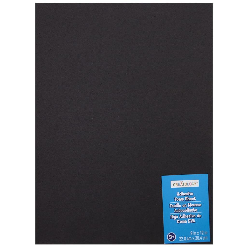 9 X 12 Adhesive Foam Sheet By Creatology