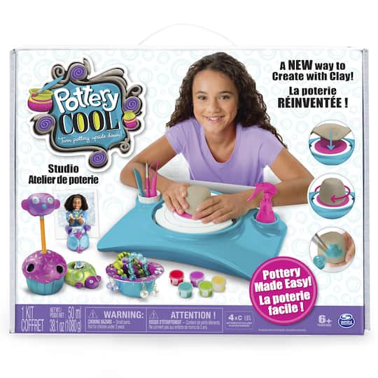 Find The Pottery Cool Studio Kit At Michaels
