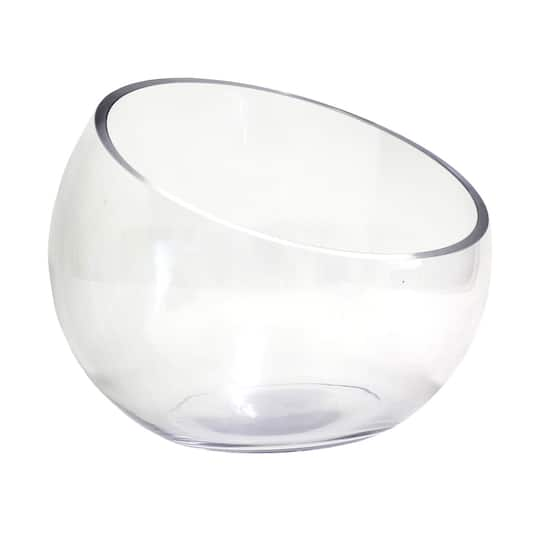 Ashland Open Face Glass Vase