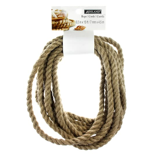 Natural Jute Rope by Ashland™