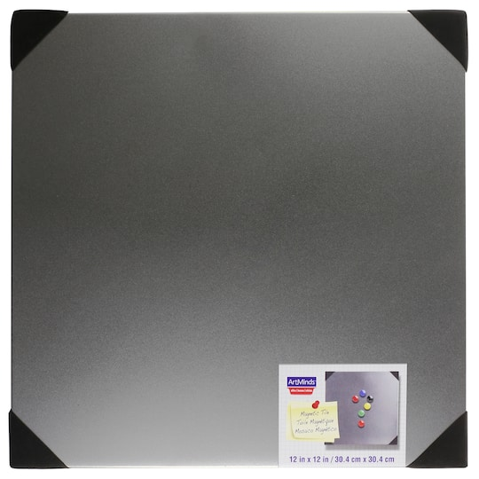 Find The Thin Galvanized Metal Board By