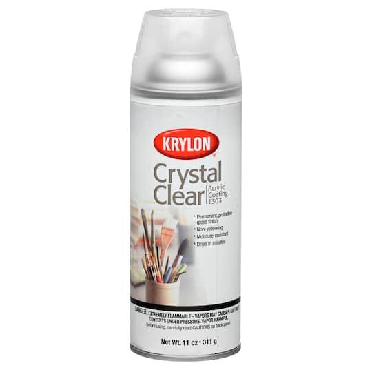 Krylon 174 Acrylic Crystal Clear