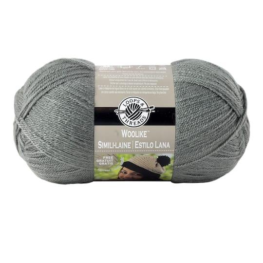 Woolike Yarn By Loops Threads