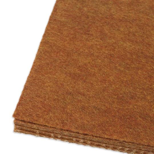Copper Canyon Adhesive Felt Sheets