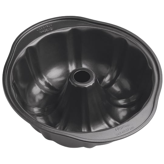 Shop For The Wilton 174 Perfect Results Fluted Tube Pan At