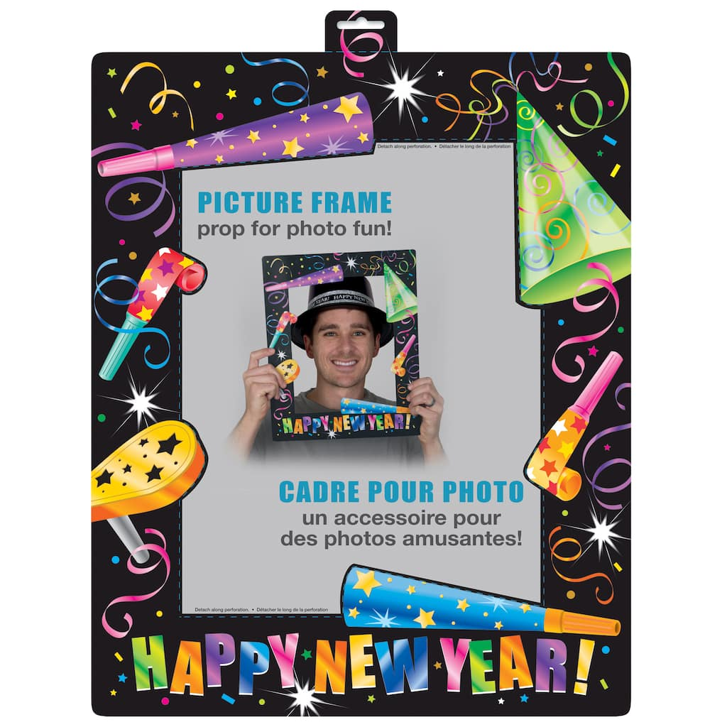 Picture Frame New Years Eve Party Photo Booth Prop New Years Eve
