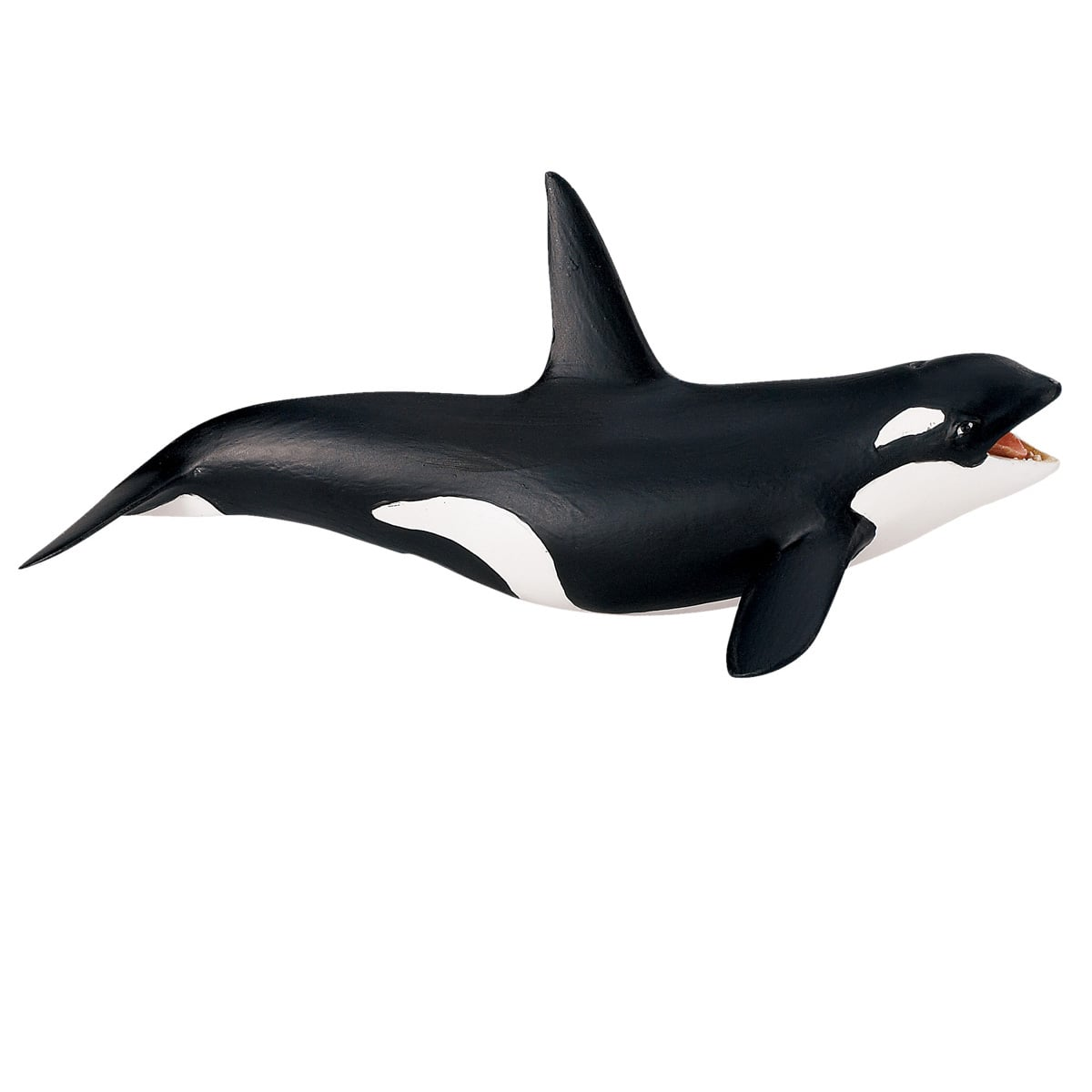 Action Figures Animal Pack Baby Killer Whale Calf Mini Figure Play Toy Kids Ocean Sea Creature Animals & Dinosaurs