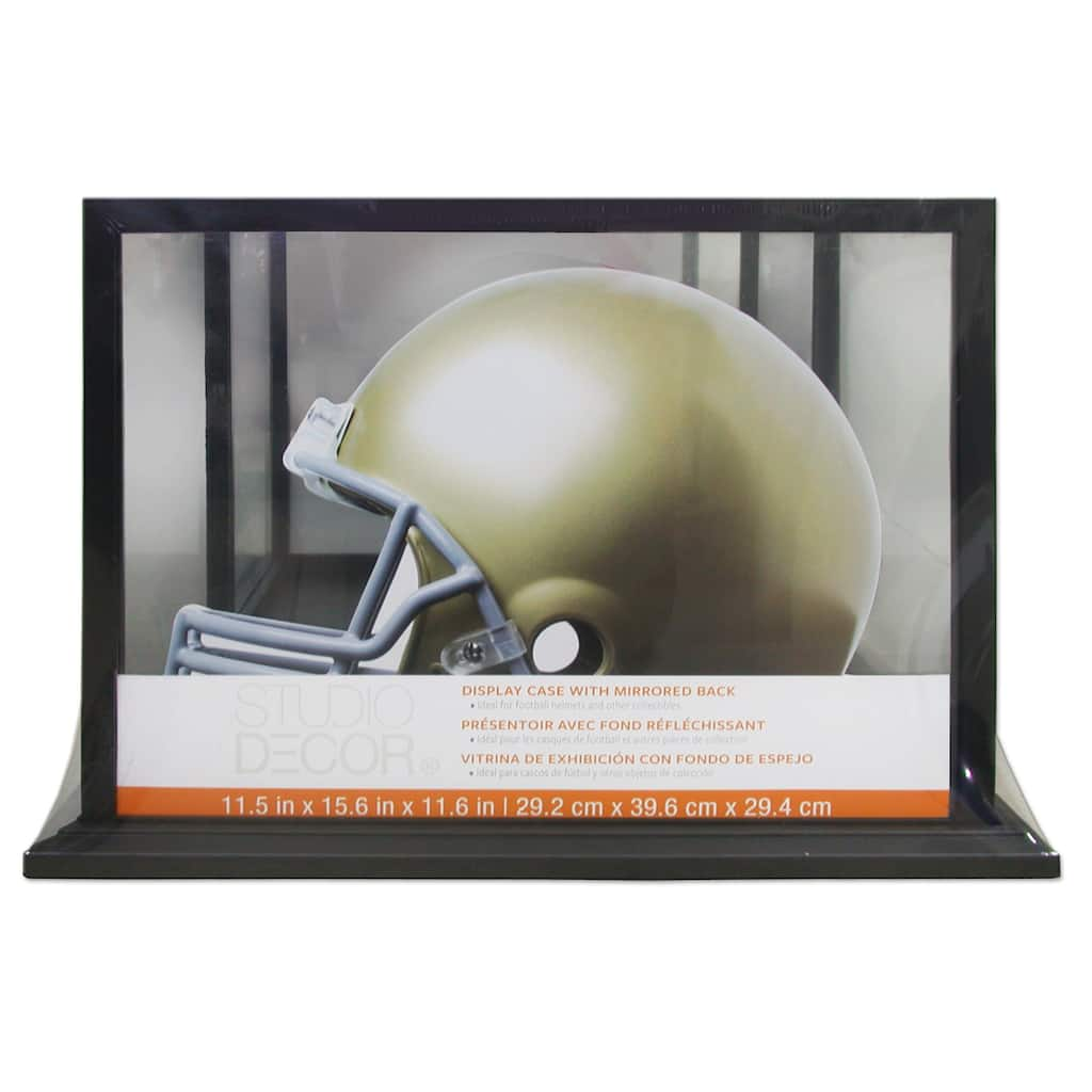 Shop for the Football Helmet Display Case by Studio Décor ...