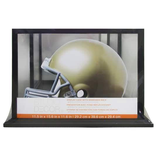 Football Helmet Display Case by Studio Décor®
