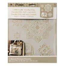 c4d488c90 folkart® handmade charlotte™ stencil, tangier