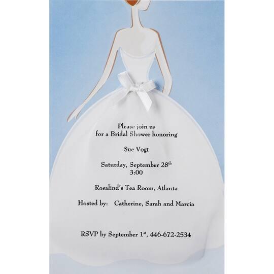 Wilton Bride Invitation Kit Img