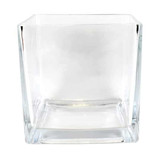 Ashland Square Glass Vase