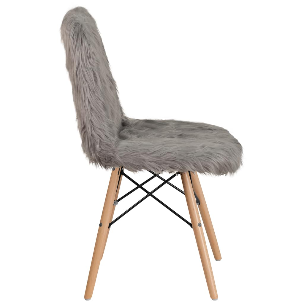 Magnificent Flash Furniture Shaggy Dog Accent Chair Alphanode Cool Chair Designs And Ideas Alphanodeonline