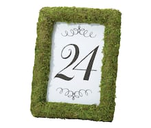Wedding Table Numbers And Place Cards Holders Michaels