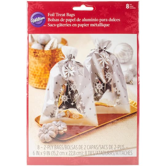 Wilton 174 Foil Insulated Bags