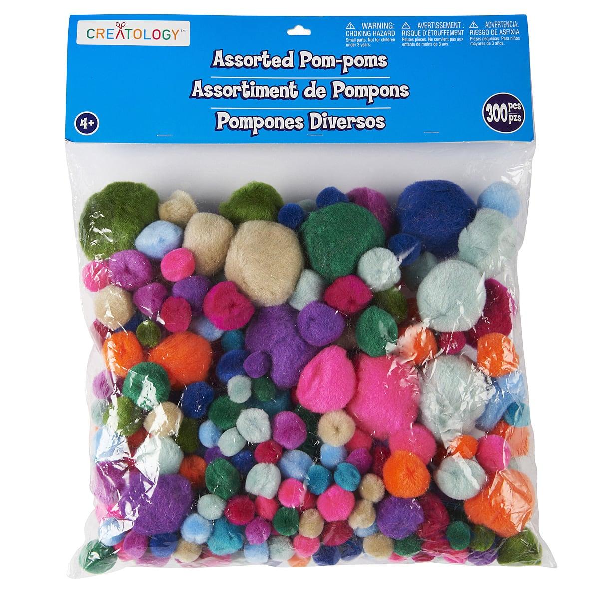 Pom Poms Mixed